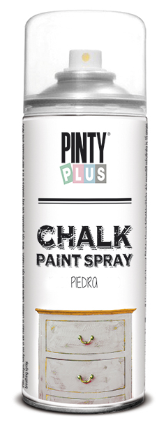 TINTA SPRAY CHALK 400ML PIEDRA