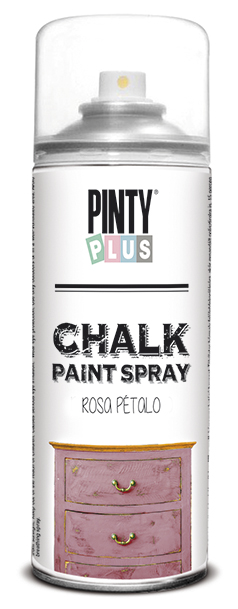 TINTA SPRAY CHALK 400ML ROSA PÉTALO