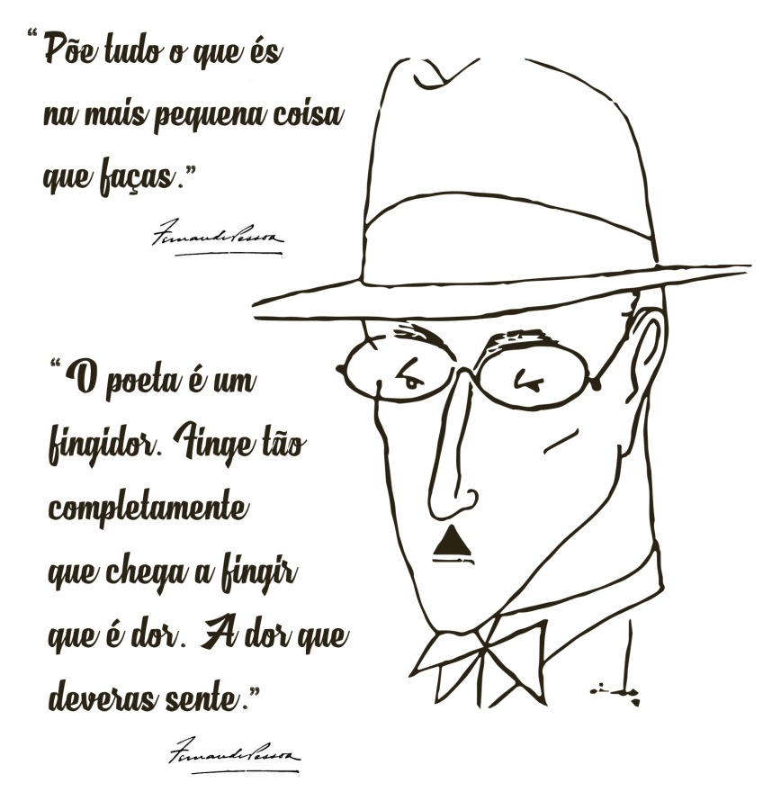 SET 5 PAPERS 21X29.7CM FERNANDO PESSOA F/CALCOTRANSFER
