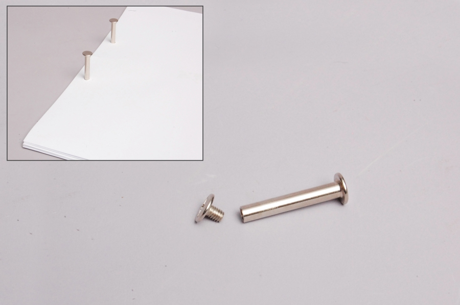SET 12 SCREWS F/SCRAP D.0.5x3CM