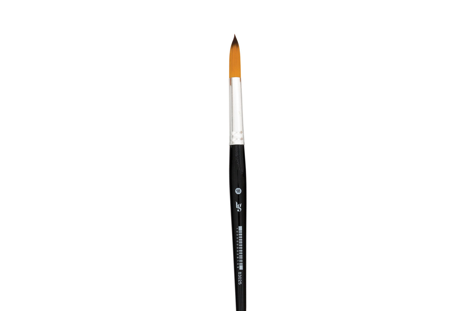 BRUSH LG Nº18 SYNTHETIC ROUND /12