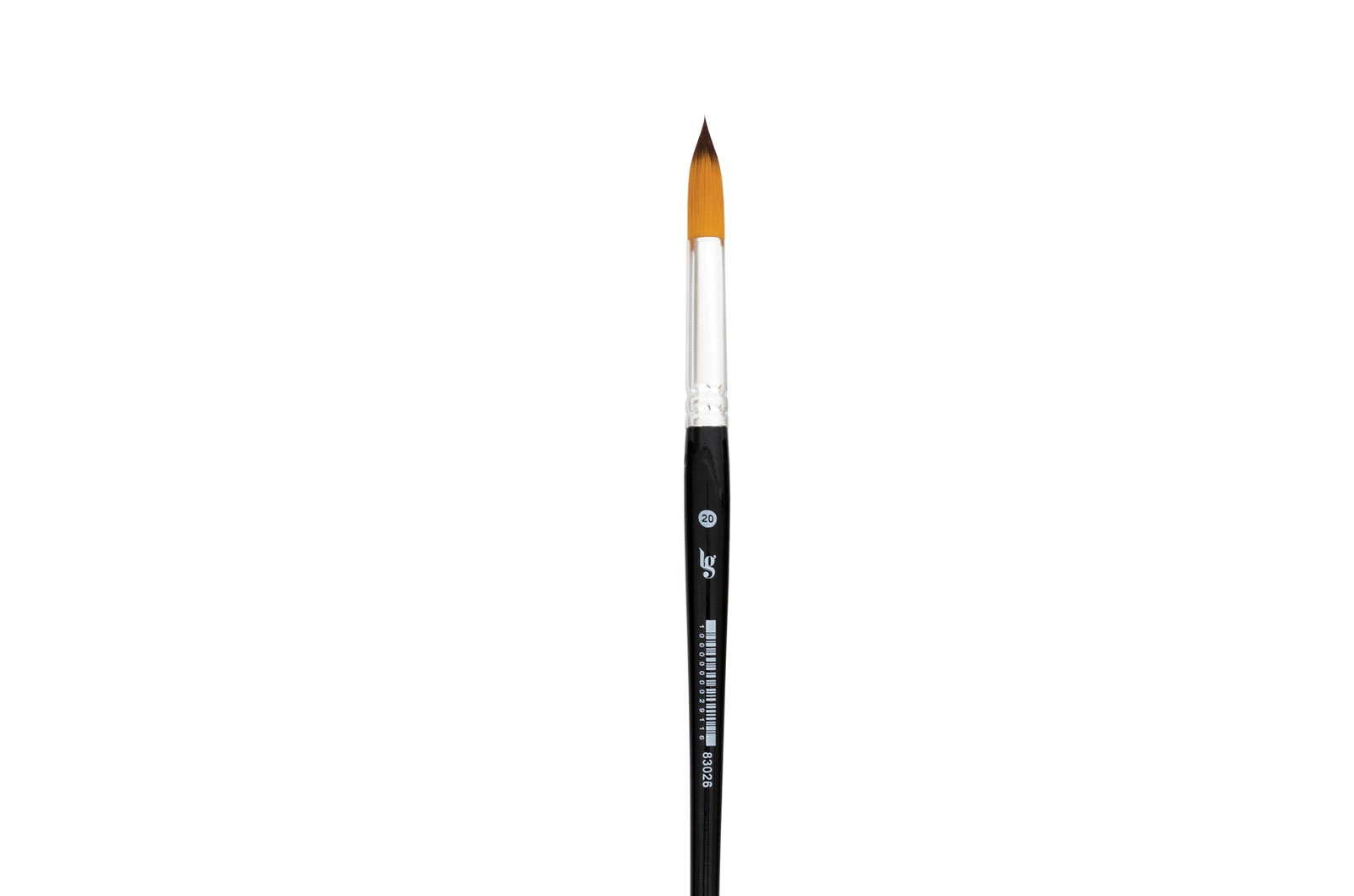 BRUSH LG Nº20 SYNTHETIC ROUND /12