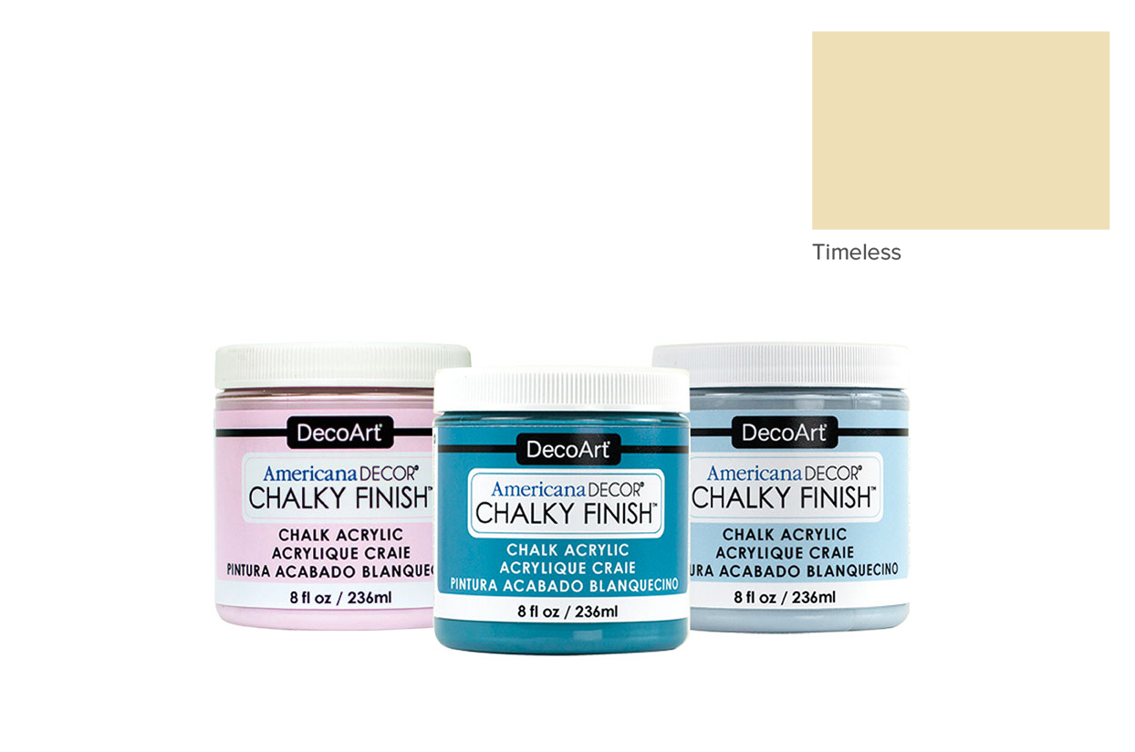 PAINT 236ML TIMELESS ADC04 CHALKY FINISH AMERICAN DECOR