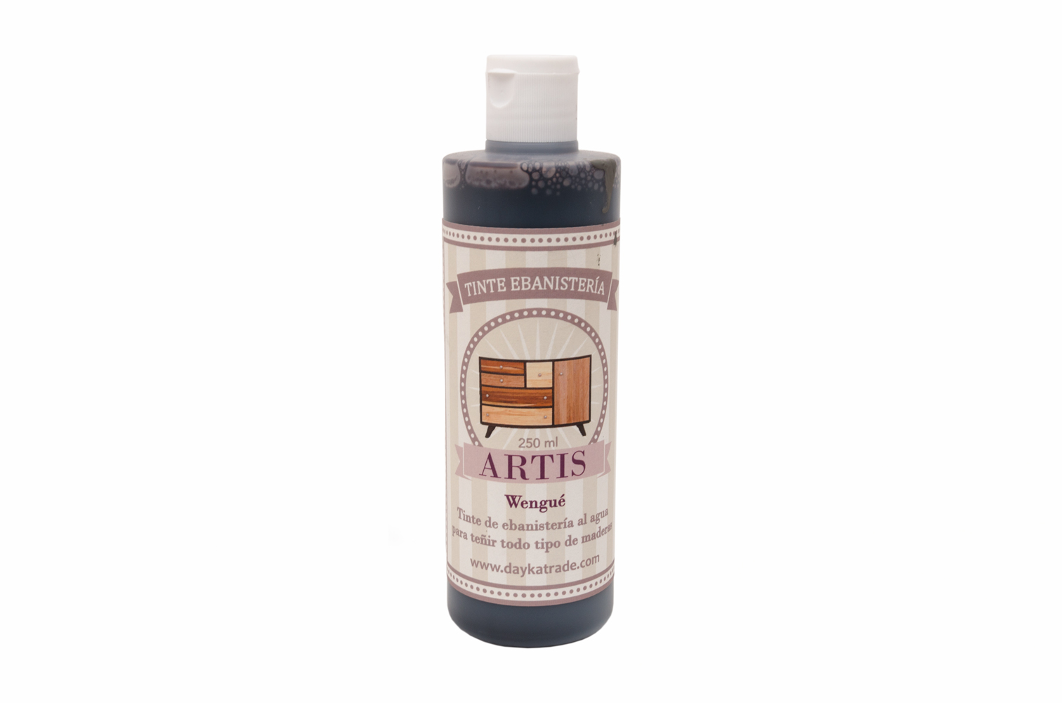 PAINT CARPENTRY WENGE 250ML TINT03