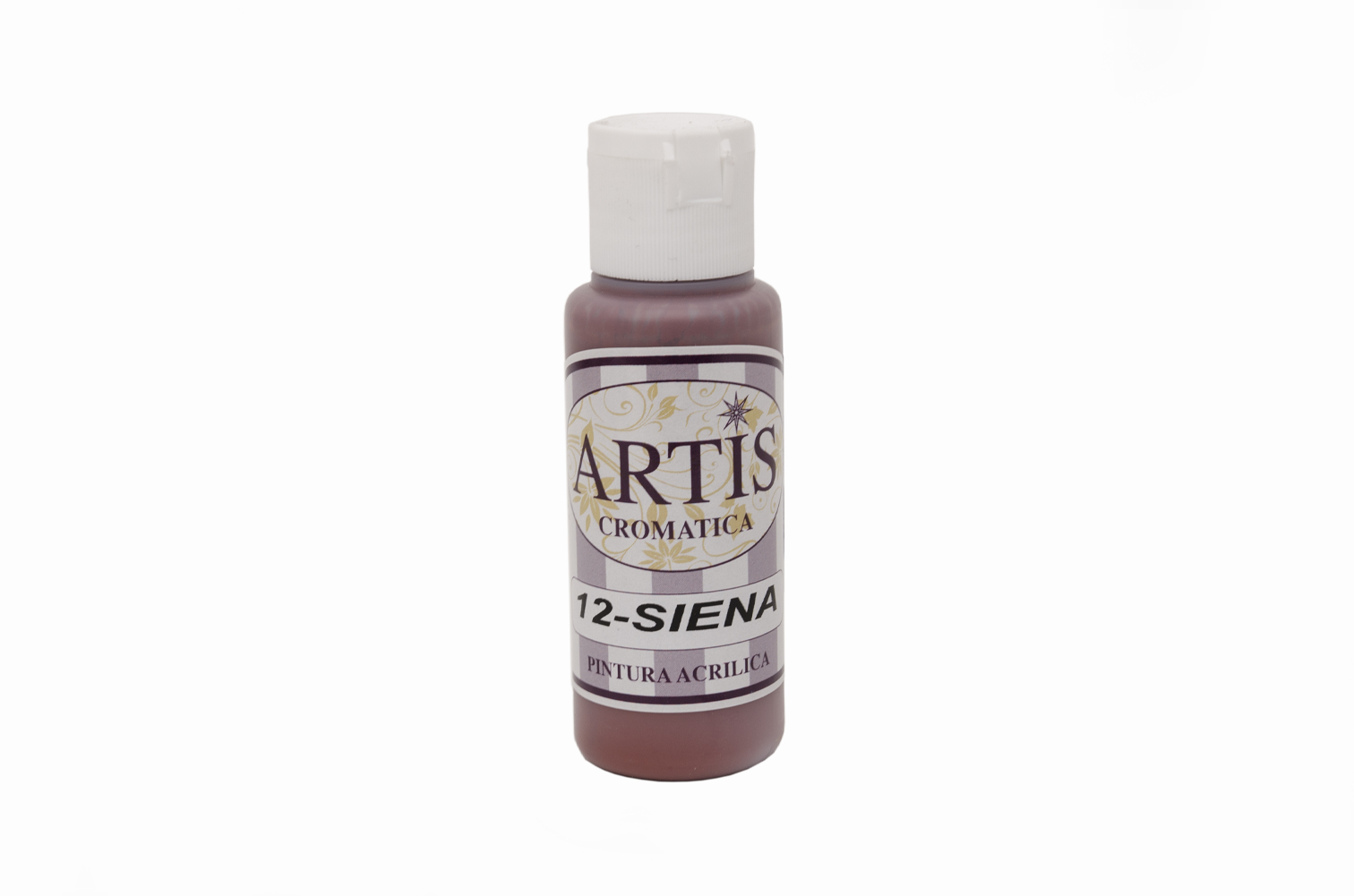 ACRYLIC PAINT 60ML SIENA ARTIS12