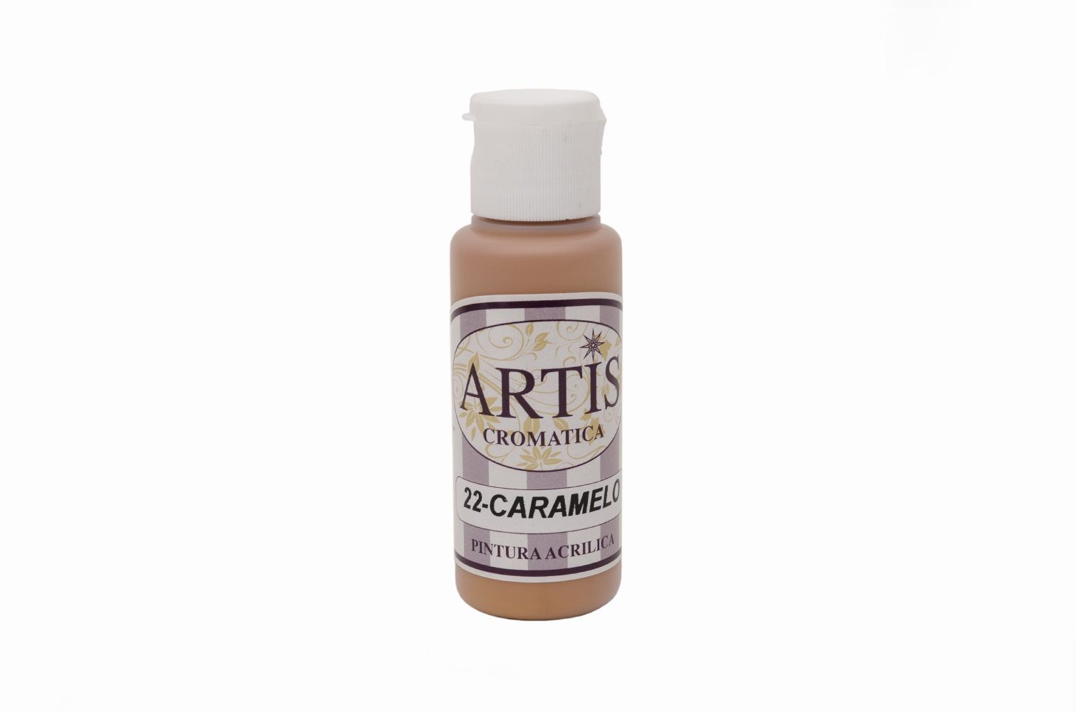 ACRYLIC PAINT 60ML CARAMEL ARTIS22