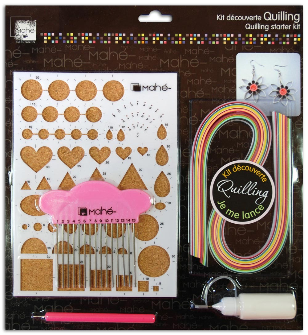 KIT QUILLING  OU101 TOGA