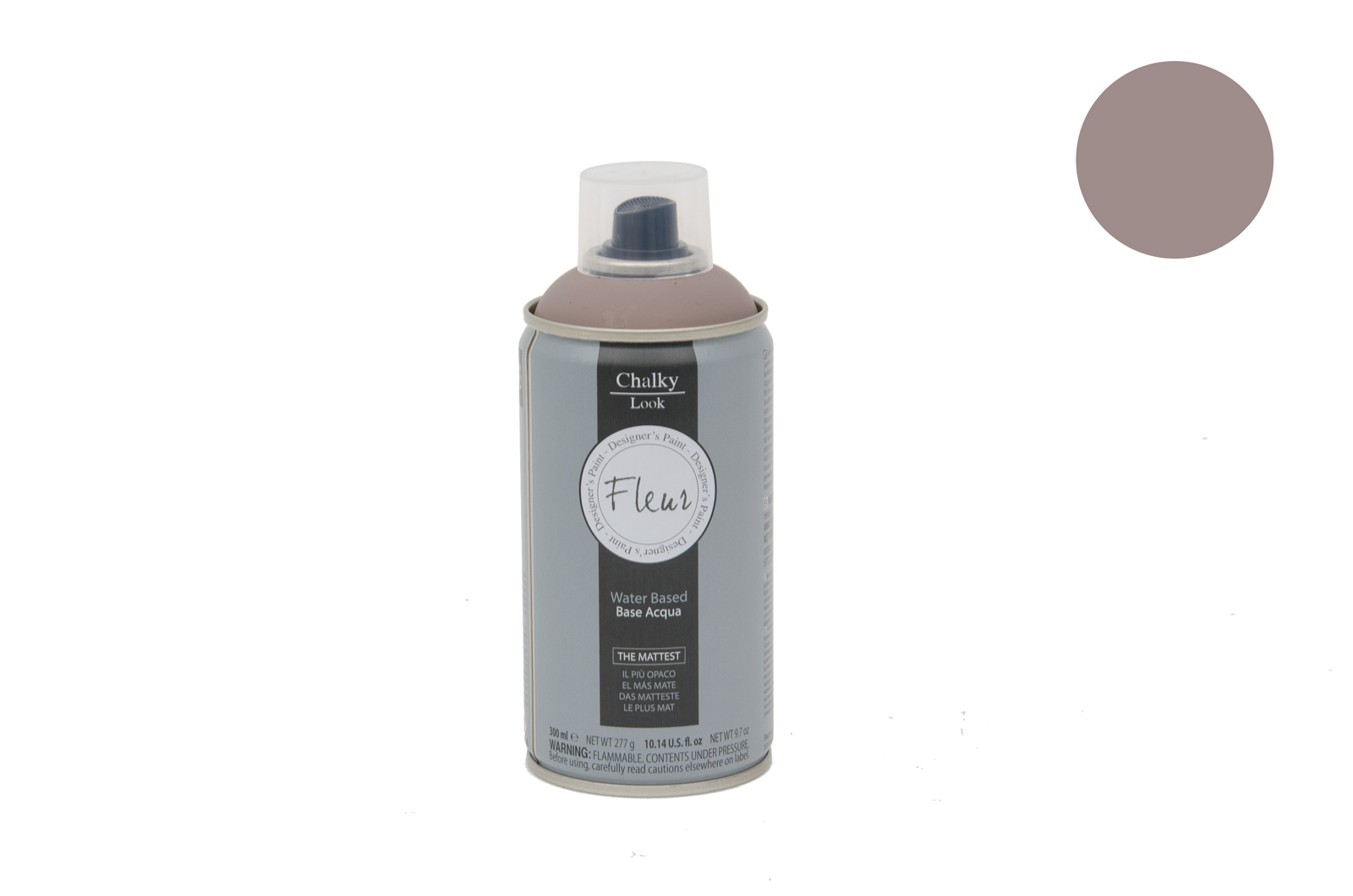FLEUR CHALKY SPRAY 300ML  F16 INDIAN ELEPHANT