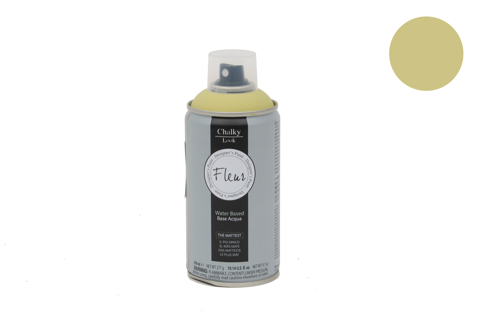 FLEUR CHALKY SPRAY 300ML  F44 FLOWER POWER