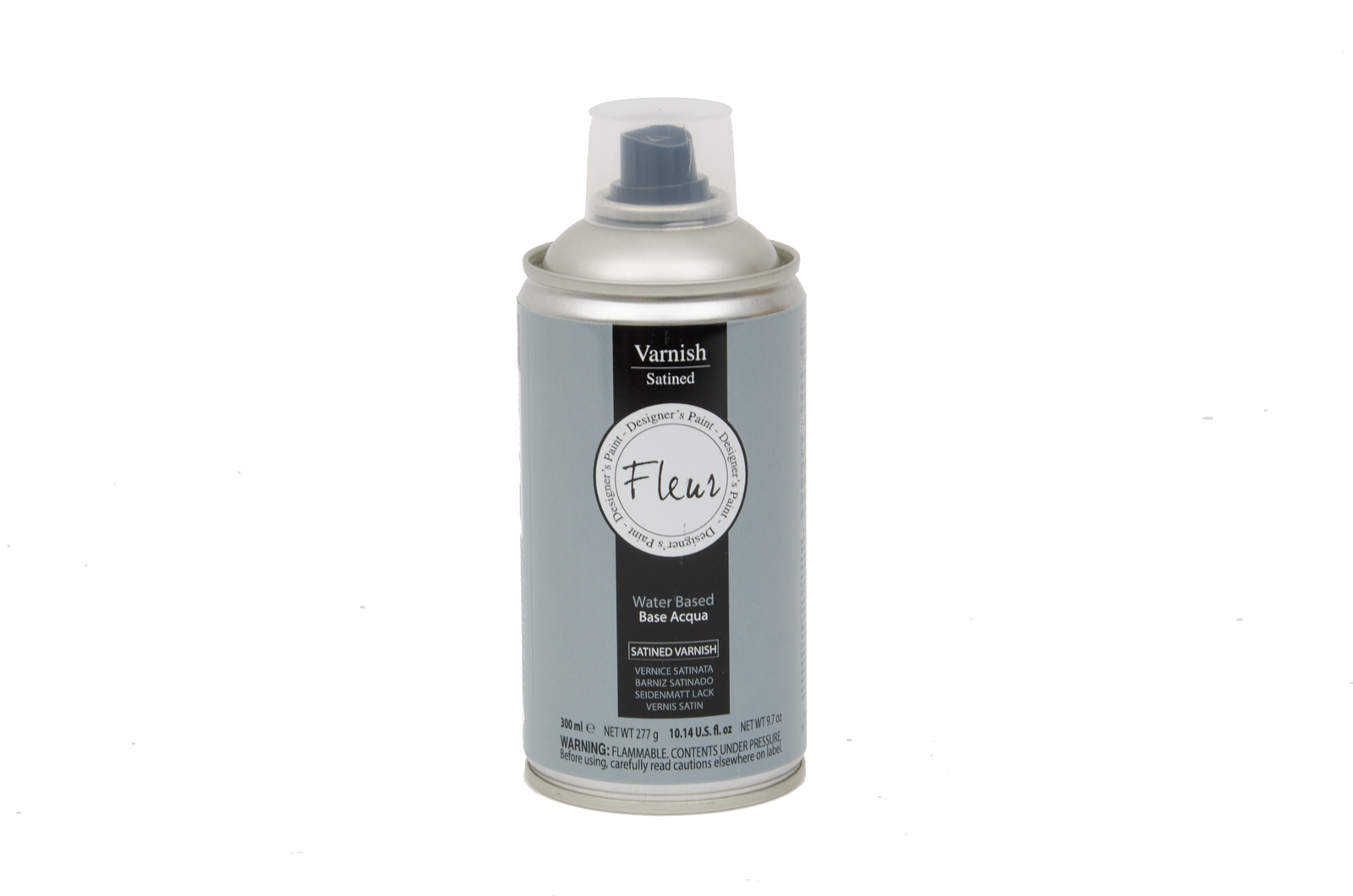 FLEUR SPRAY 300ML V02 VERNIZ SATINADO