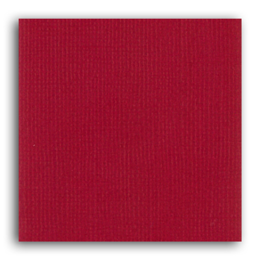 PAPEL LISO MAHE2 30.5X30.5CM PE216 CHERRY RED