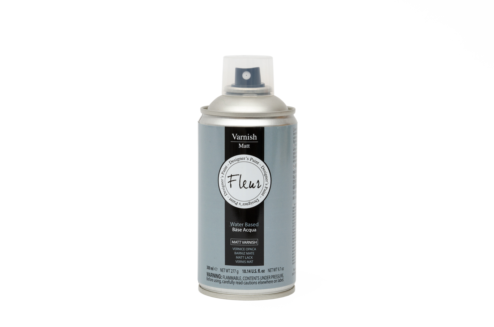 FLEUR SPRAY 300ML V03 VERNIZ MATE