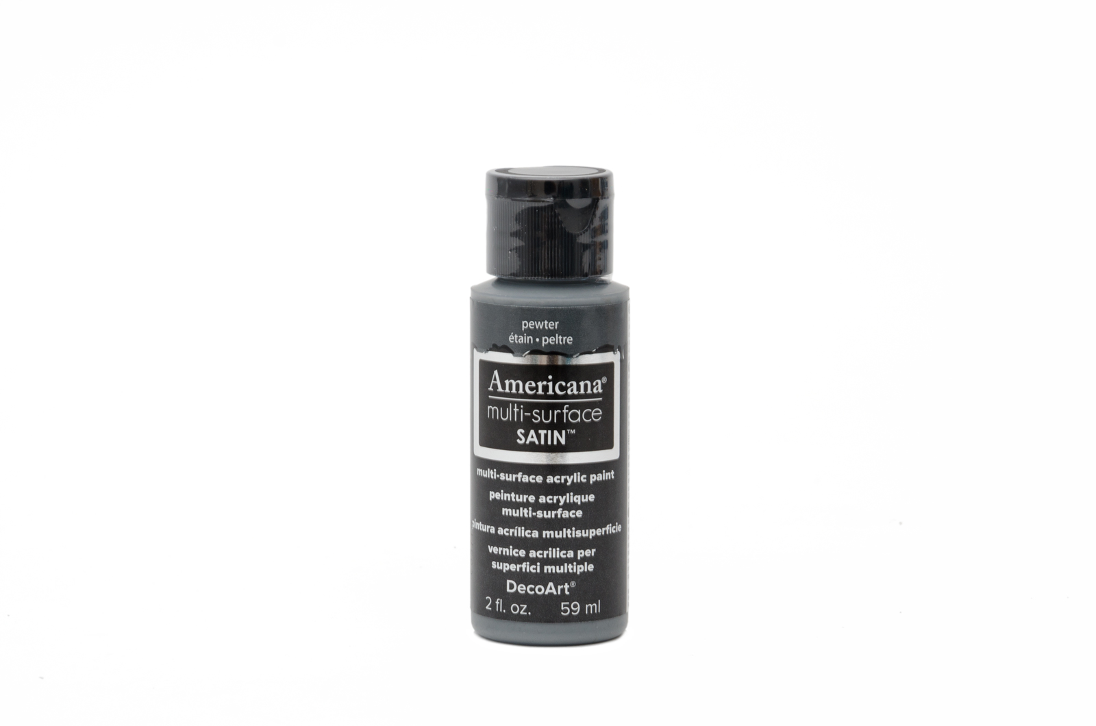 TINTA 59ML DA569 PEWTER MULTI-SURFACE AMERICANA