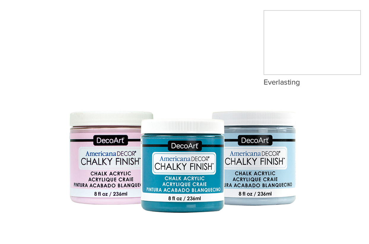 TINTA 236ML EVERLASTING ADC01 CHALKY FINISH AMERICAN DECOR