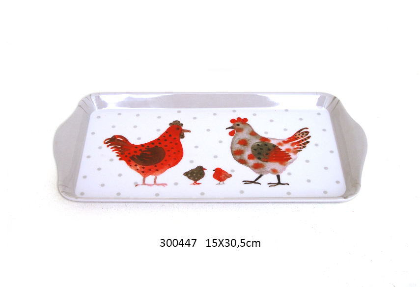 MEAL TRAY 15X30.5CM LAETICIA