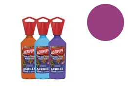 FABRIC PAINT 35ML ACRIPUFF MAGENTA 04812549 ACRILEX