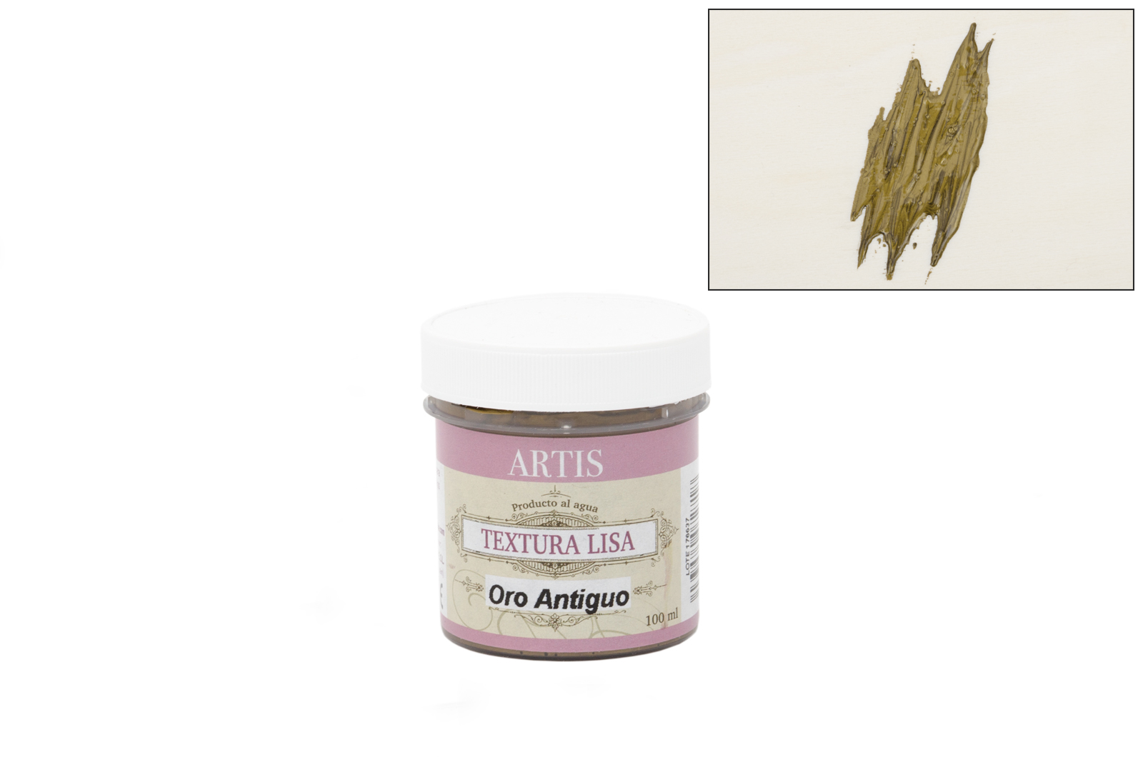 TEXTURA LISA OURO ANTIGO 100ML 0807046