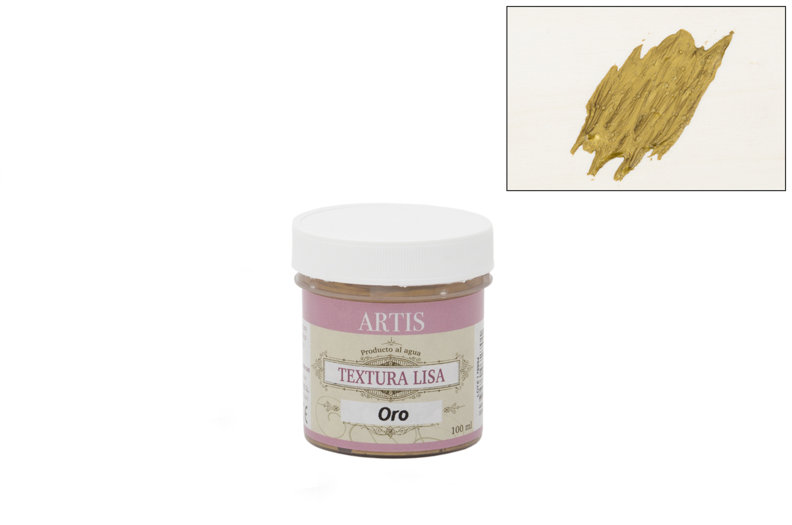 PAST GOLD 100ML 0807045