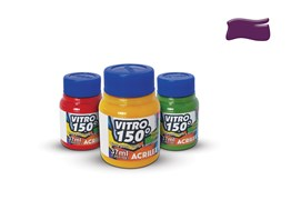 STAINED GLASS PAINT VITRO 150º 37ML MAGENTA 01140549 ACRILEX