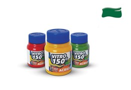 STAINED GLASS PAINT VITRO 150º 37ML VERDE MUSGO 01140513