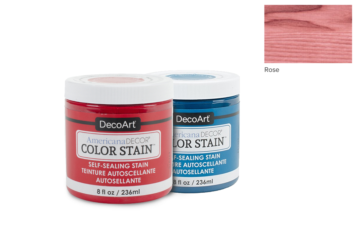 PAINT 236ML COLOR STAIN ADCS03 PINK AMERICANA