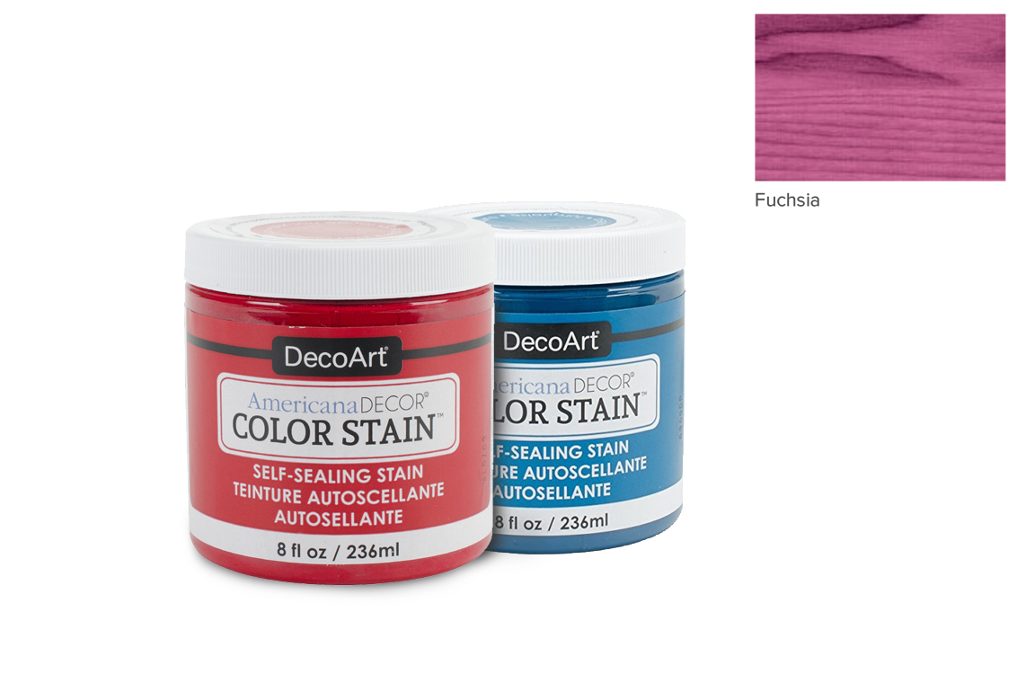 TINTA 236ML COLOR STAIN ADCS04 FUSCHIA AMERICANA