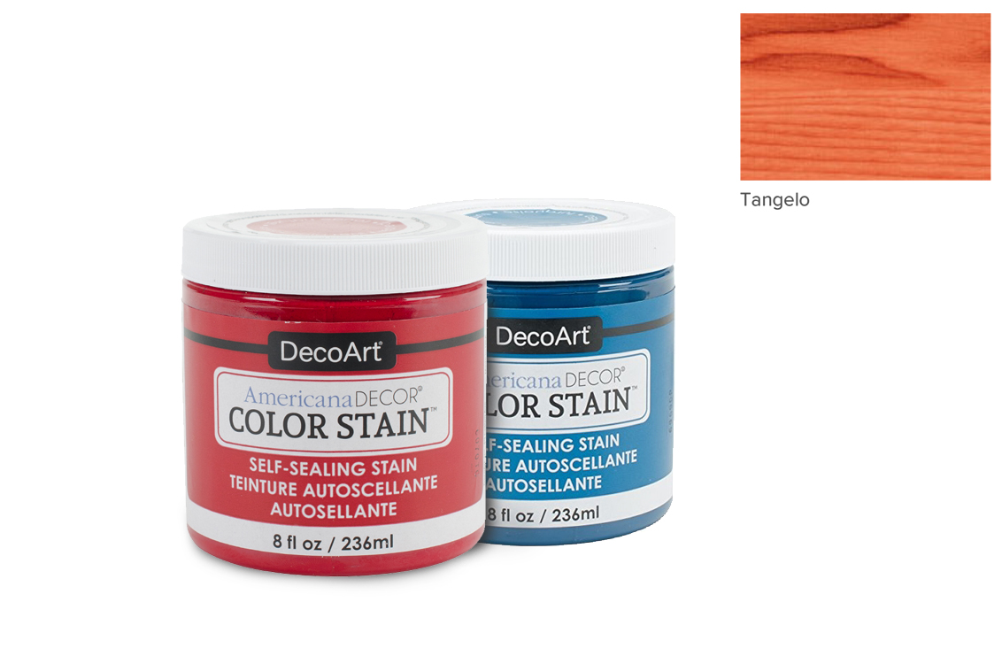 PAINT 236ML COLOR STAIN ADCS09 TANGELO AMERICANA