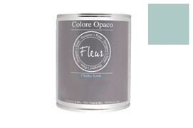 FLEUR PAINT 750ML CHALK LOOK CAPETOWN BLUE
