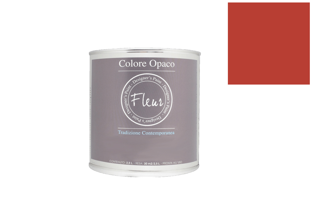 TINTA FLEUR 2.5L F36 CHERRY LIPS CHALKY LOOK