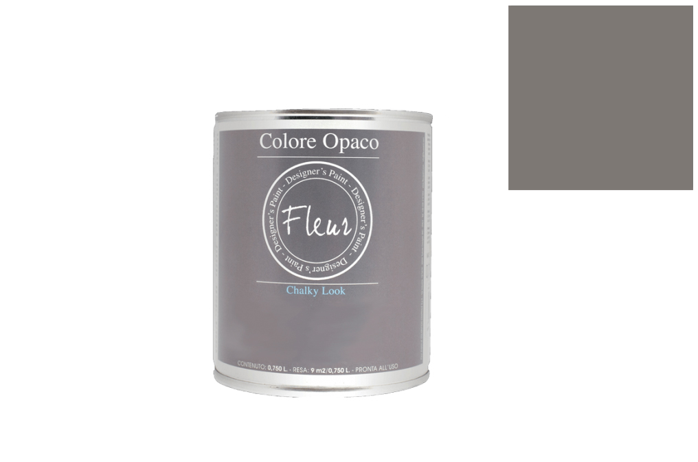 FLEUR PAINT 750ML CHALK LOOK F75 SMOKY