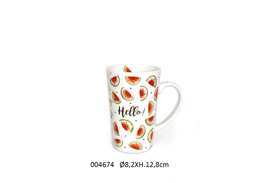 MUG D.8.2 X 12.8CM 400ML FRESH
