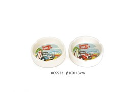 ASHTRAY D.10X3CM SLATER /2