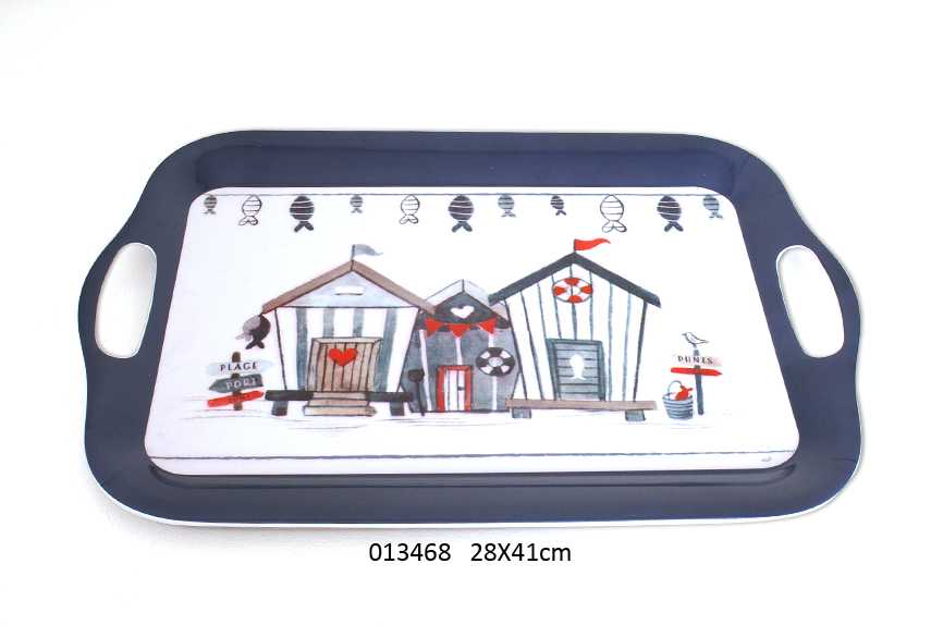 MEAL TRAY 28X41CM WAVE