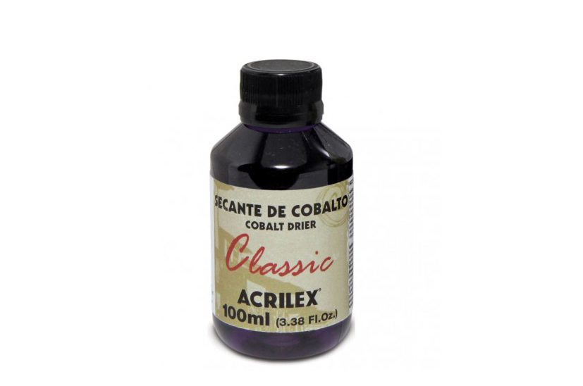COBALT DRIER 100ML  15910 ACRILEX