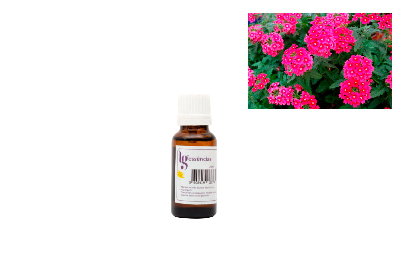 ESSENCIA 20ML VERBENA
