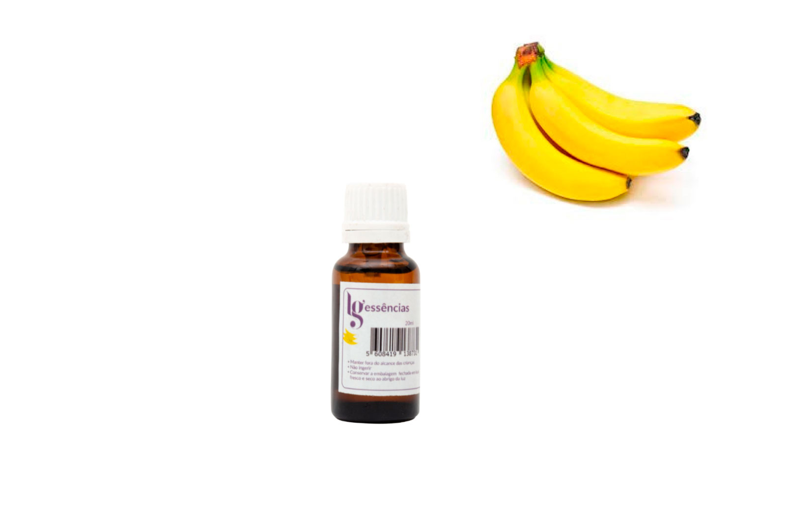 ESSENCIA 20ML BANANA