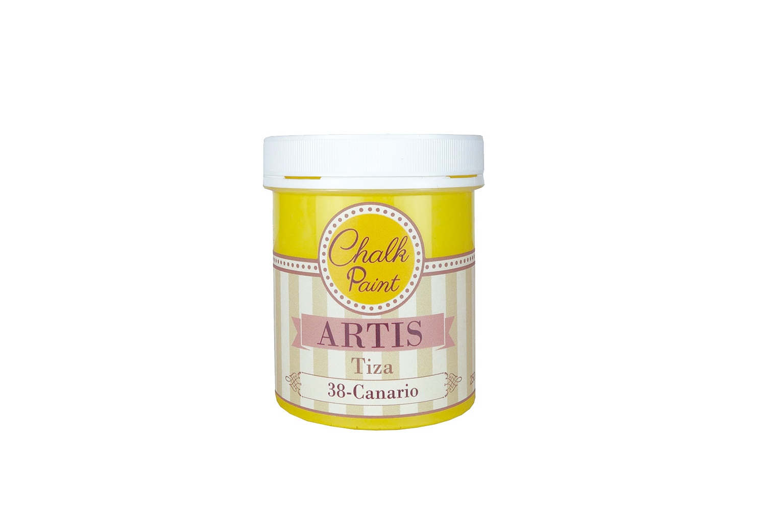 PAINT  250ML CANARIE TIZA 038