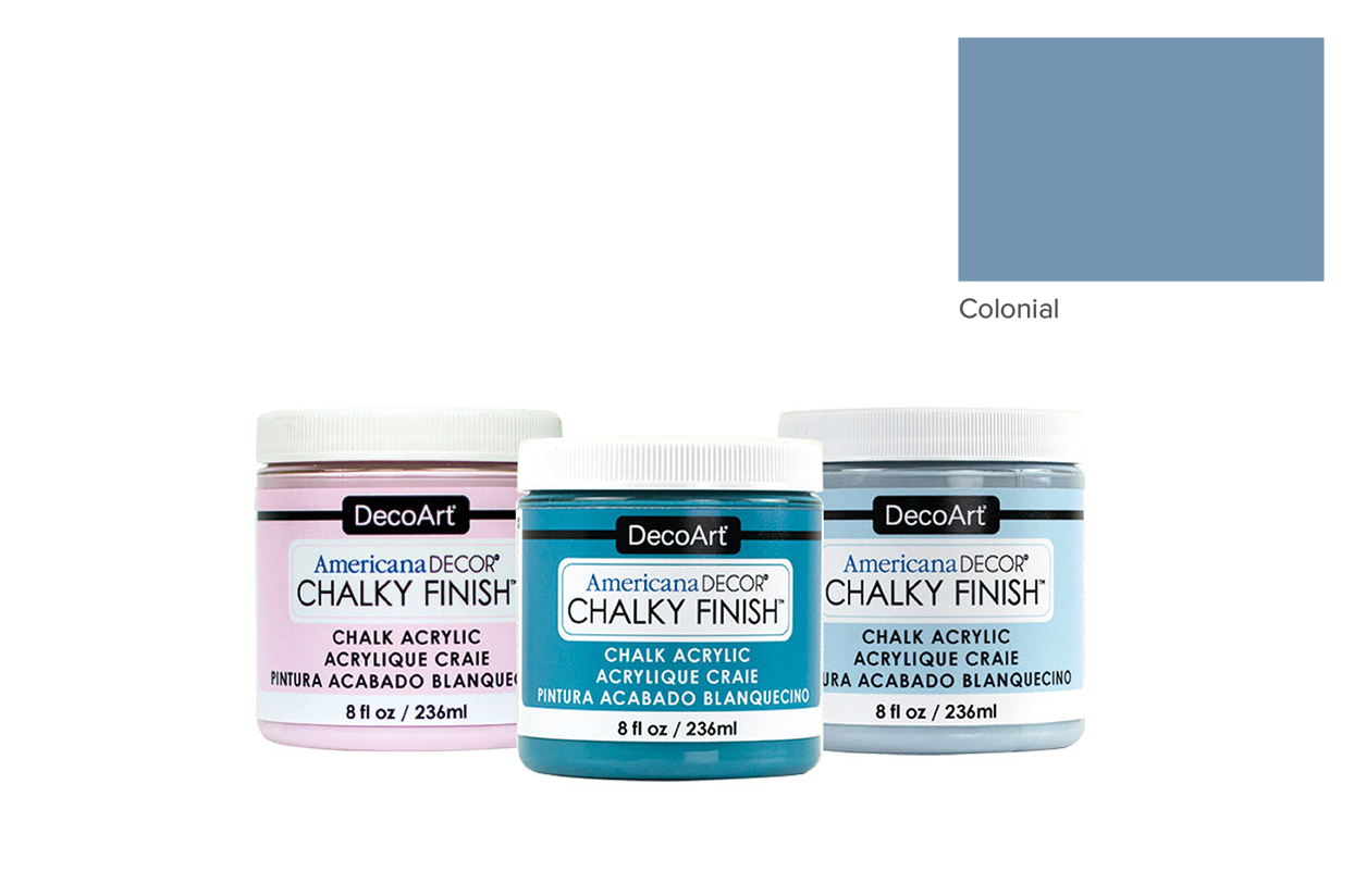 TINTA 236ML COLONIAL ADC39 CHALKY FINISH AMERICAN DECOR