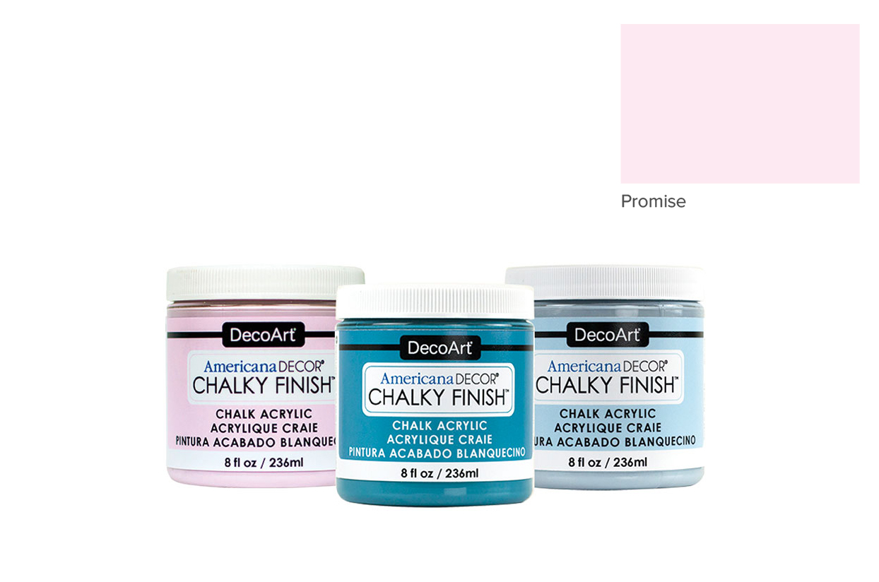 TINTA 236ML PROMISE ADC22 CHALKY FINISH AMERICAN DECOR