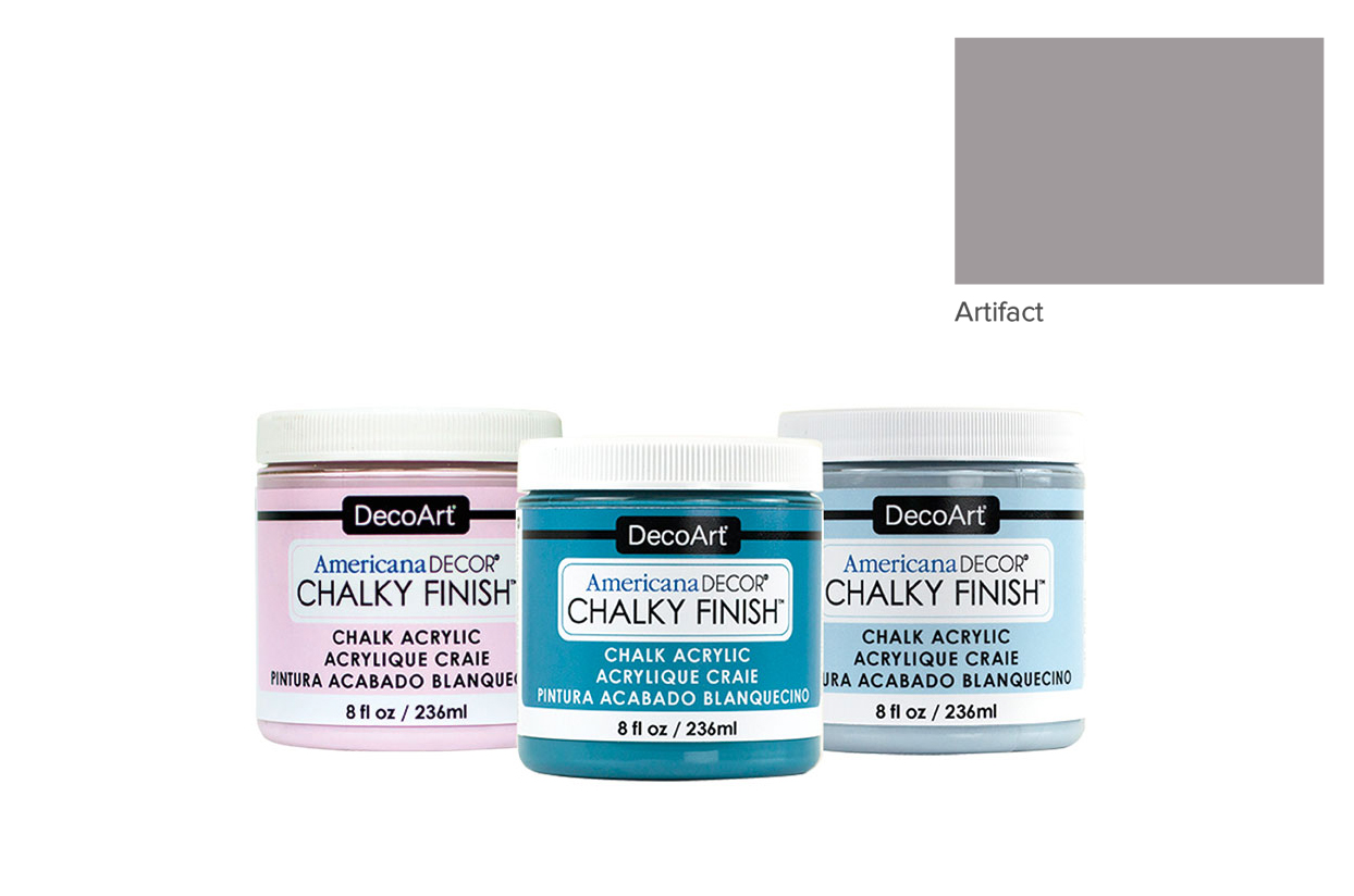 TINTA 236ML ARTIFACT ADC43 CHALKY FINISH AMERICAN DECOR