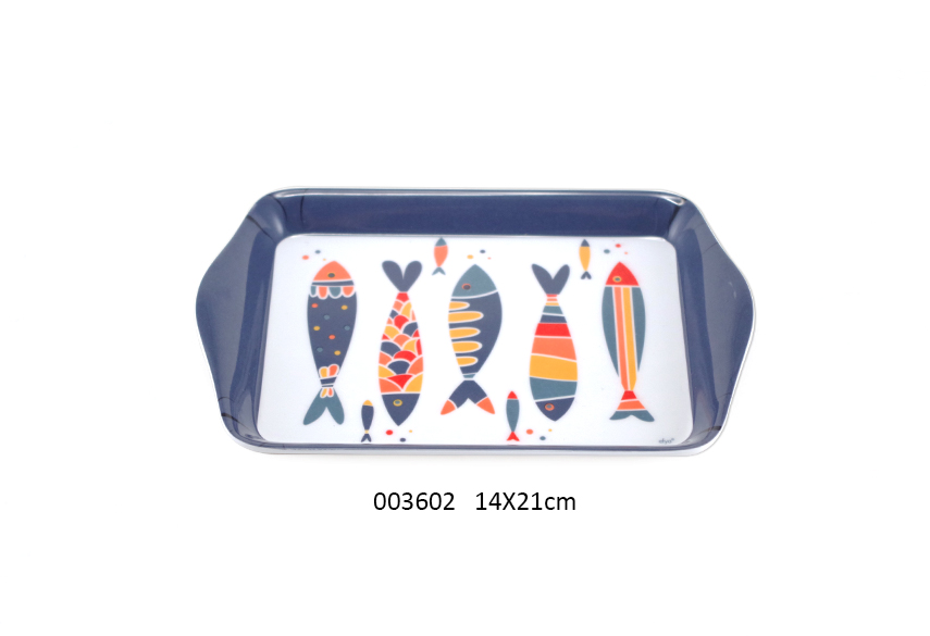 MEAL TRAY 14X21CM  CASPIENNE