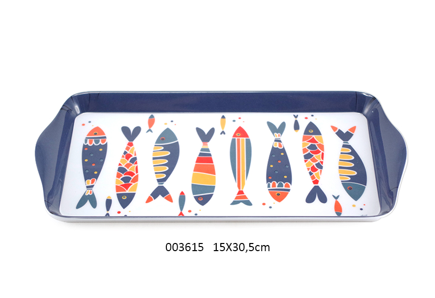 MEAL TRAY 15X30.5CM CASPIENNE