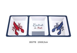 CLEARS BAGS  15X30.5CM LOBSTER