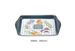 MEAL TRAY 14X21CM  POTAGER
