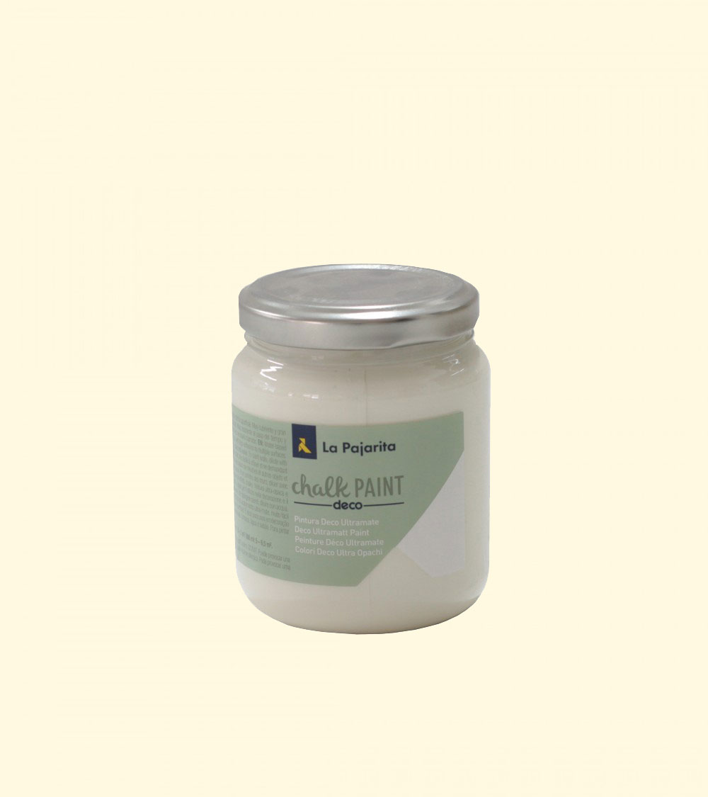 CHALK PAINT 175ML CP-28 SWEET CREAM 105437 PAJARITA