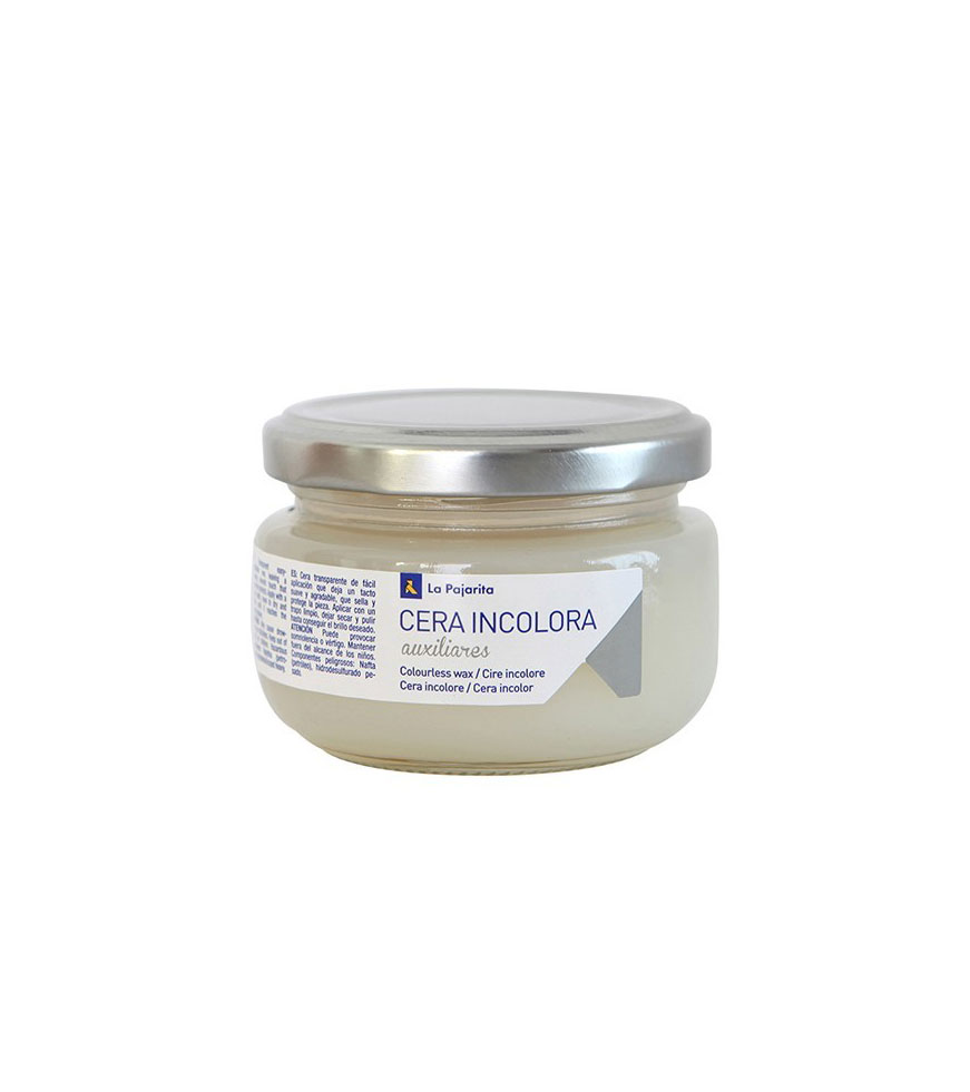 NATURAL WAX SOLID 100ML 146744 PAJARITA