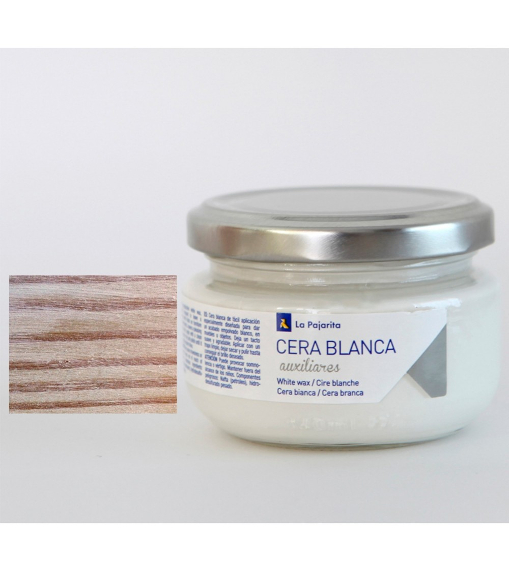 WHITE WAX 100ML 146944 PAJARITA