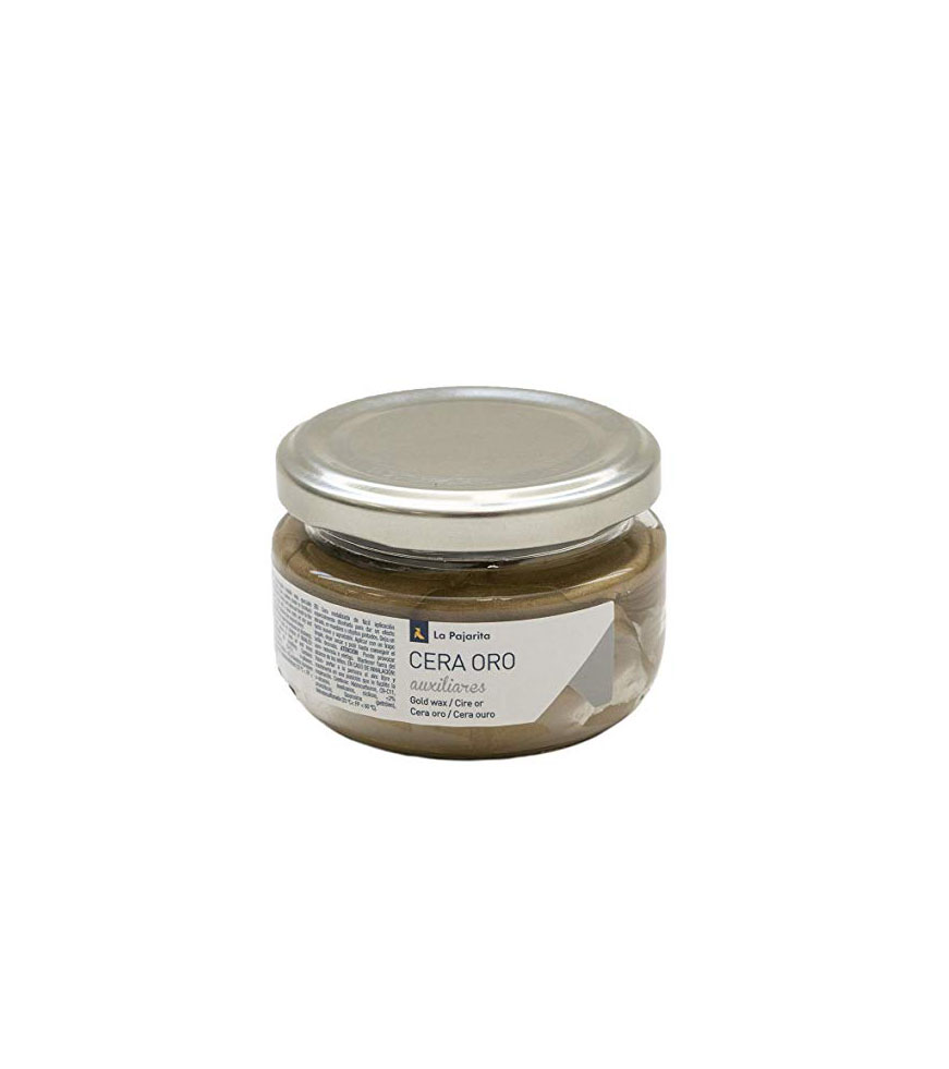 GOLD WAX METALIC 75ML 151941 PAJARIA