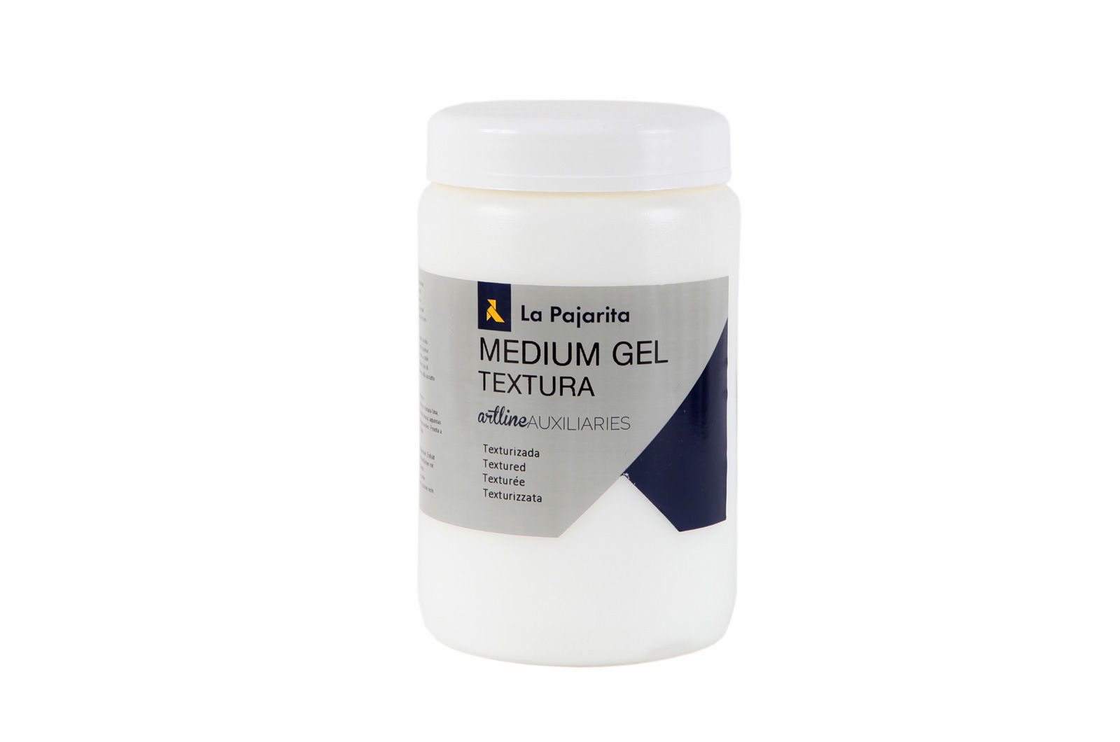 MEDIUM GEL TEXT/PASTA RELEVO TEXTURADA 500ML 130096 PAJARITA