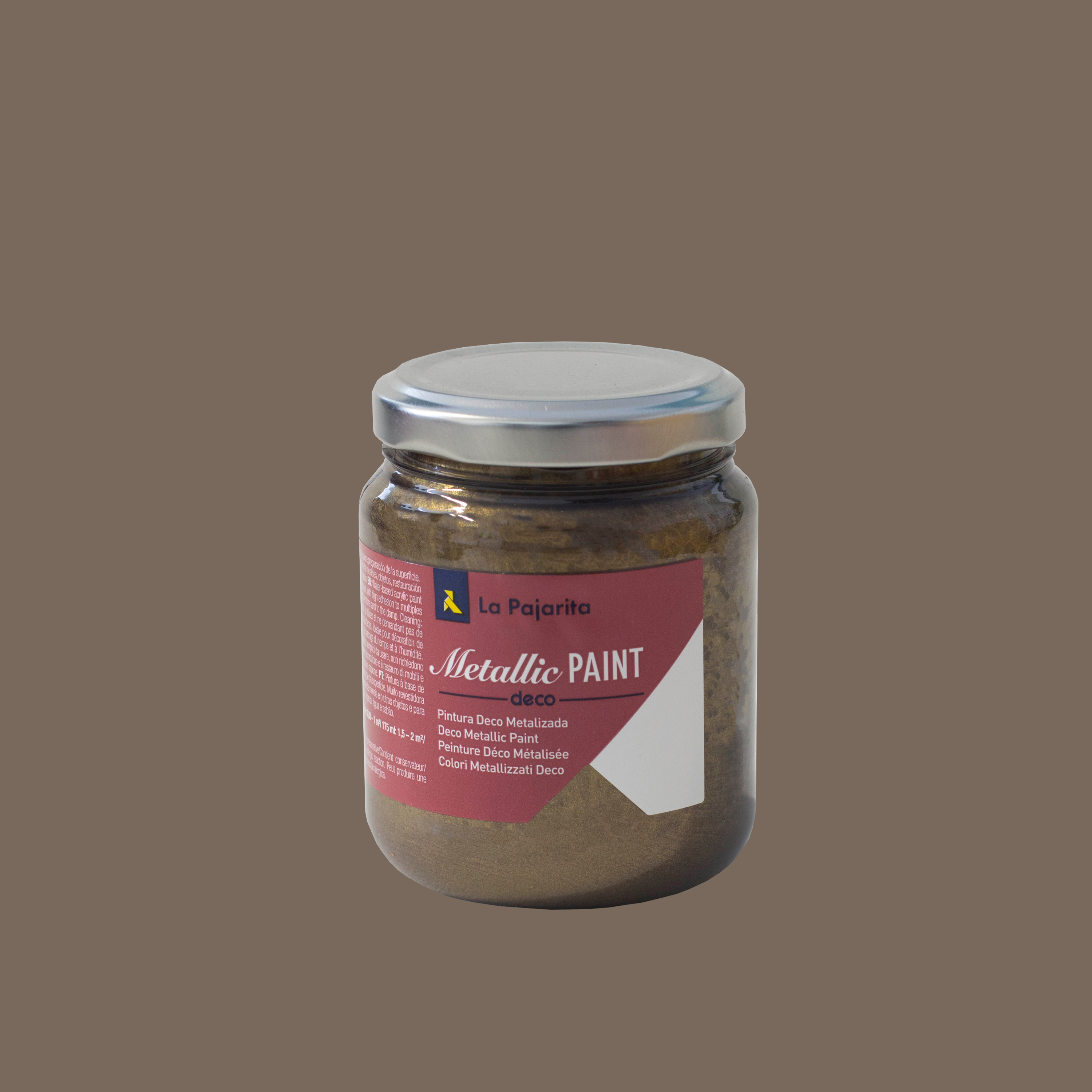 METALLIC PAINT 175ML MEP-05 BRONZE 106537  PAJARITA